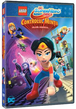 LEGO DC Super Hero Girls: Jocurile Mintii