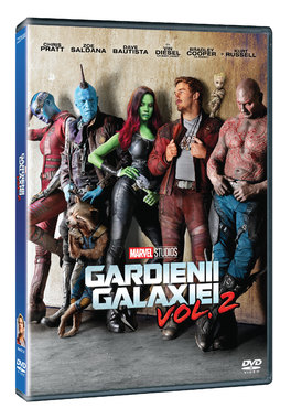 Gardienii Galaxiei Vol. 2