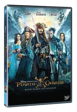 Piratii din Caraibe: Razbunarea lui Salazar