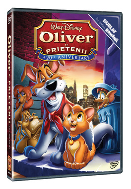 Oliver si prietenii - Editie Aniversara