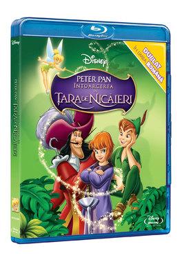 Peter Pan: Intoarcerea in Tara de Nicaieri