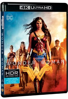 Wonder Woman-4K