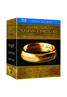 Stapanul Inelelor-LORD of the RINGS- Trilogia Extinsa