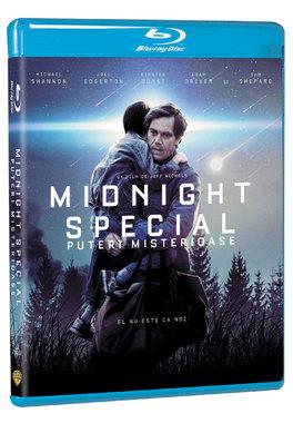 Midnight Special: Puteri misterioase