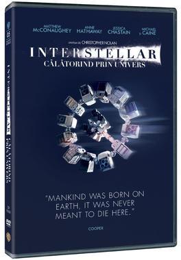 Interstellar: Calatorind prin univers - Editia Iconica