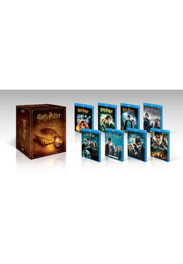 Harry Potter Colectia Completa Blu-Ray