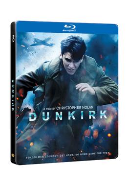 Dunkirk Steelbook