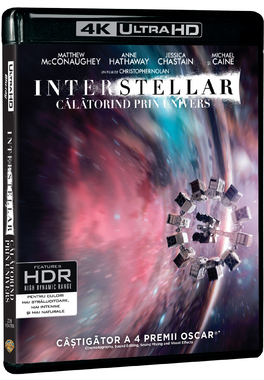 Interstellar: Calatorind prin univers-4k