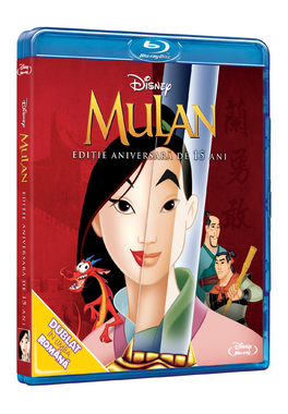 Mulan - Editie Aniversara 15 ani