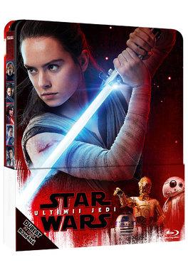 Star Wars: Ultimul Jedi- Steelbook