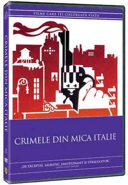 Crimele din Mica Italie - Editie Limitata