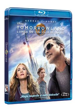 Tomorrowland: lumea de dincolo de maine