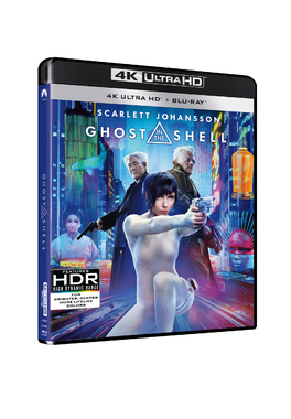 GHOST IN THE SHELL  UHD COMBO (UHD+2D)