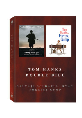 TOM HANKS BOX SET (2 TITLURI)