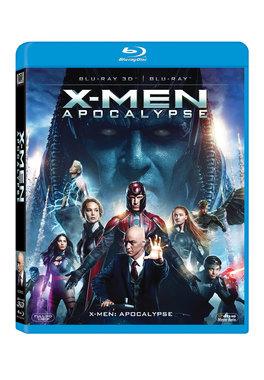 X-MEN: APOCALYPSE COMBO (3D+2D)
