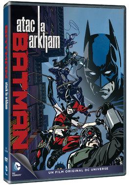 DCU Batman:  Atac la Arkham