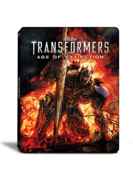 TRANSFORMERS: EXTERMINAREA (Steel Book 3 discuri)