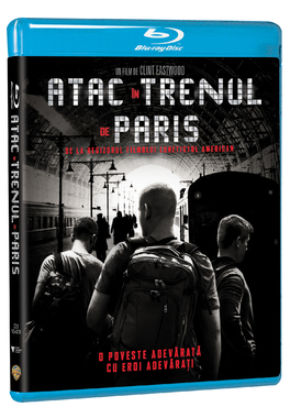 ATAC IN TRENUL DE PARIS