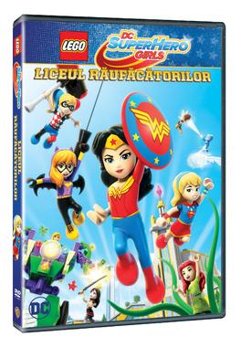 LEGO DC SUPER GIRLS: LICEUL RAUFACATORILOR