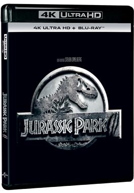 JURASSIC PARK II  4K