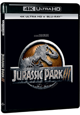 JURASSIC PARK III 4K