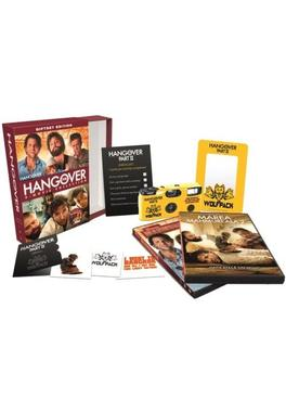 Pachet 2 DVD Marea mahmureala 1+2
