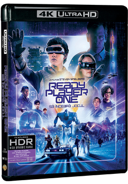 READY PLAYER ONE: SA INCEAPA JOCUL 4K