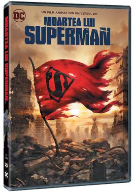 MOARTEA LUI SUPERMAN