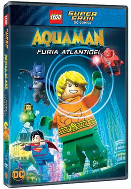 LEGO DC SUPER HEROES-AQUAMAN - FURIA ATLANTIDEI
