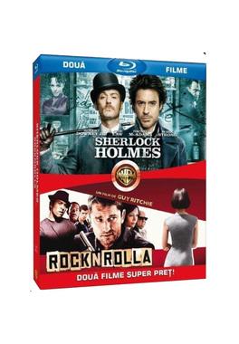 SHERLOCK HOLMES / ROCKNROLLA