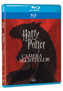HARRY POTTER 2  - CAMERA SECRETELOR Editie Iconica