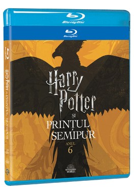 HARRY POTTER 6 - PRINTUL SEMIPUR Editie Iconica