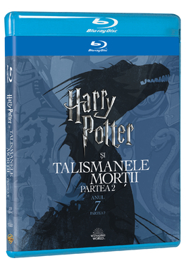 HARRY POTTER 7.1 - TALISMANELE MORTII Partea 1 Editie Iconica