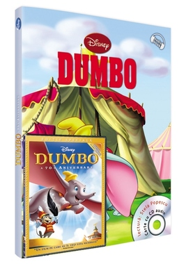 Dumbo - carte,audiobook si film
