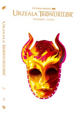 URZEALA TRONURILOR Sezonul 5  Editie Iconica