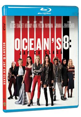 OCEAN'S 8: JAF CU CLASA