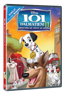 101 Dalmatieni : Aventura lui Patch la Londra