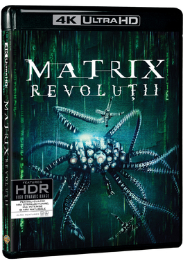 Matrix - Revolutii 4K