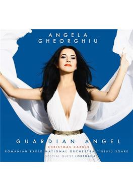 ANGELA GHEORGHIU  CD Guardian Angel - Christmas Carols