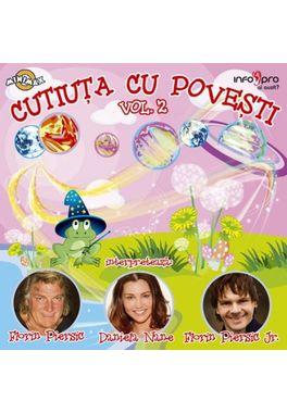 CD-CUTIUTA CU POVESTI nr.2