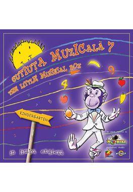 CUTIUTA MUZICALA 7- CD