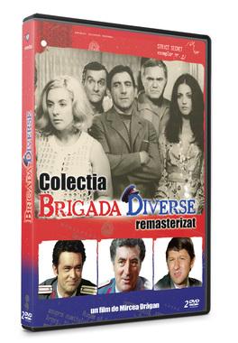 COLECTIA BD - BRIGADA DIVERSE