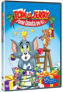 TOM AND JERRY-PUNE LABUTA PE EL