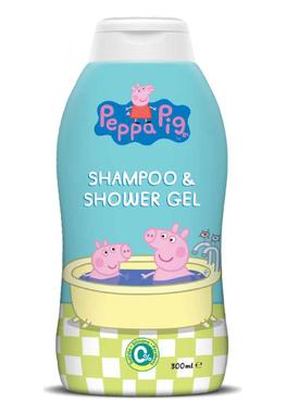 Sampon si gel de dus Peppa PIG