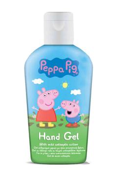 Gel antiseptic de curatare Peppa Pig