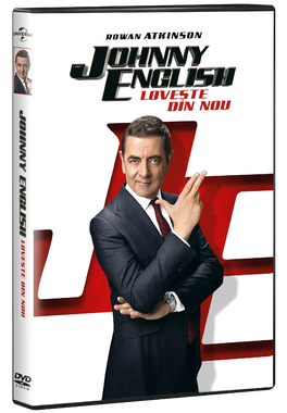 JOHNNY ENGLISH LOVESTE DIN NOU