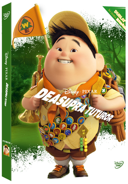 DEASUPRA TUTUROR - Colectie Pixar o-ring