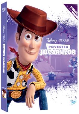 POVESTEA JUCARIILOR 1 - Colectie Pixar o-ring
