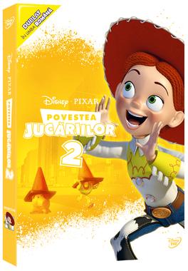 POVESTEA JUCARIILOR 2 - Colectie Pixar o-ring