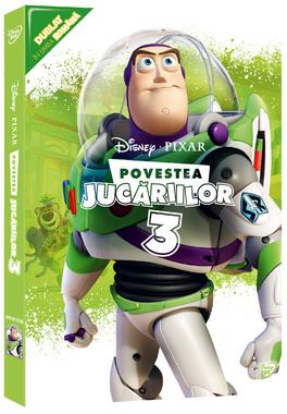 POVESTEA JUCARIILOR 3 - Colectie Pixar o-ring